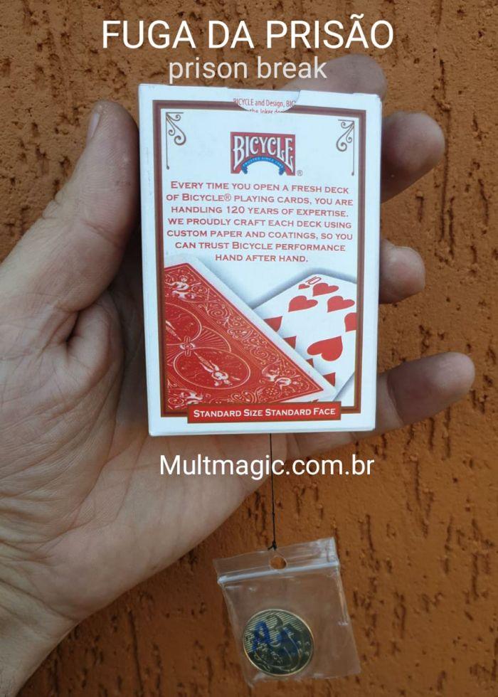 FUGA DA PRISÃO prison break vermelha